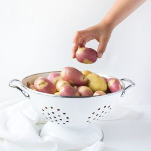 Heurige-Kartoffeln