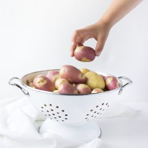 potatoes as a household remedy