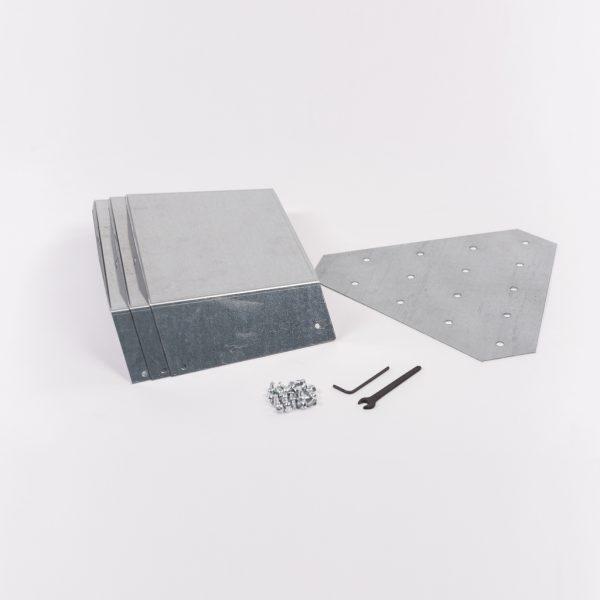 Bestandteile PAUL POTATO Starter Steel